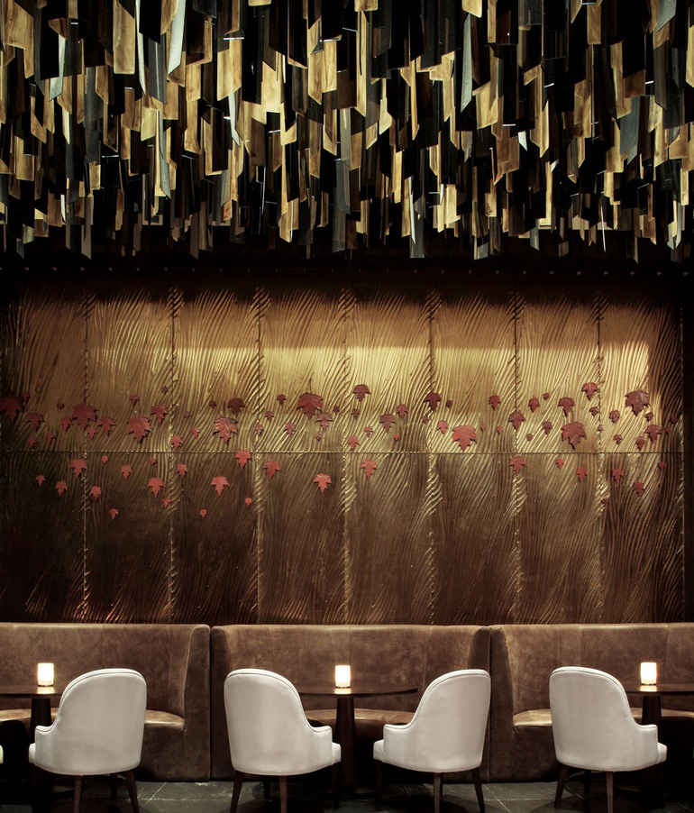 IIDA Award Winner- Vancouver Grill by CL3 Architects